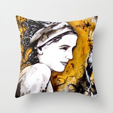 MP Throw Pillow