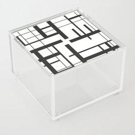 Lines #3 Acrylic Box