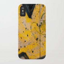 writing on the wall iPhone Case