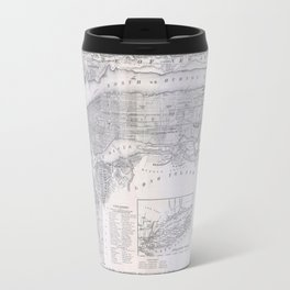 New York 1855 Travel Mug