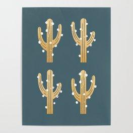 Desert Holiday Poster