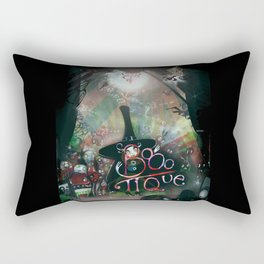 BOOO-tique! Rectangular Pillow