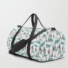 Dinosaur Hygge Duffle Bag