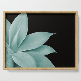 Agave Finesse #4 #tropical #decor #art #society6 Serving Tray