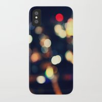 the lights iPhone & iPod Cases featuring Lights  by sasan p