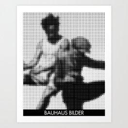 Bauhaus Bilder 1 Art Print