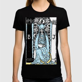 Modern Tarot - 2 The High Priestess T-shirt
