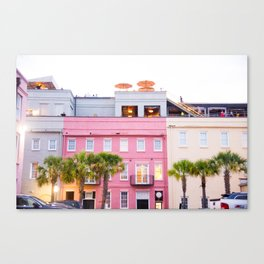 Southern Color Canvas Print