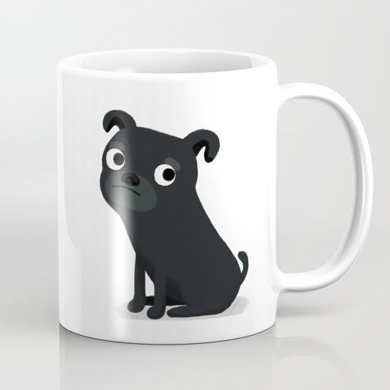 Pug - Cute Dog Series Coffee Mug