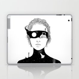 If I Could Just See You from Up Here Laptop & iPad Skin