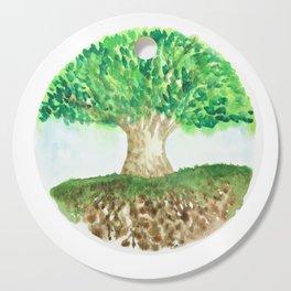 Tree of Life Cutting Board