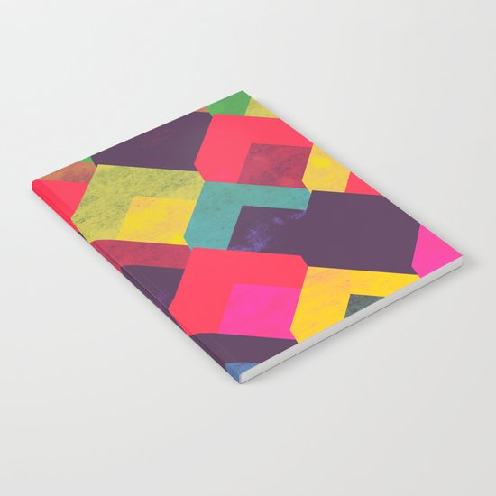 colour + pattern 11 Notebook