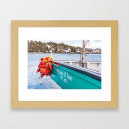 Darlene & Sons Framed Art Print