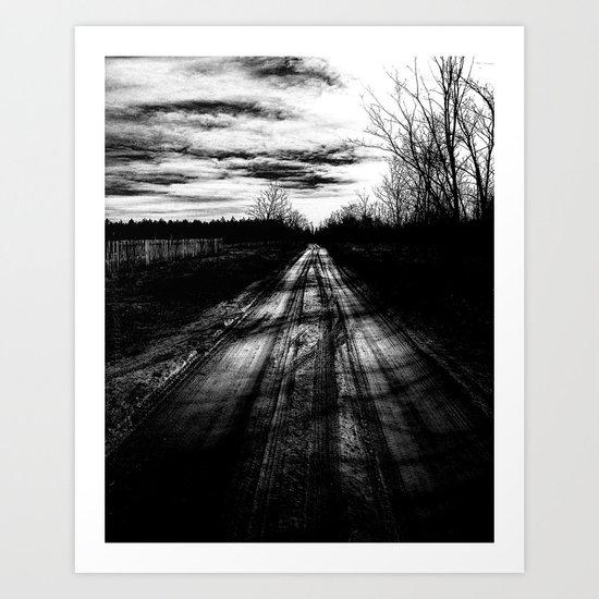 WHERETO Art Print