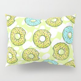 DONUTS AND DOTS DELICOUS DELIGHT Pillow Sham