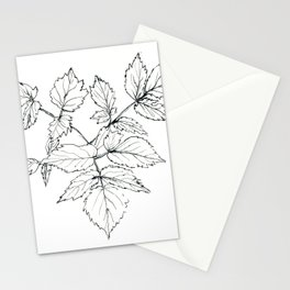 forest branch Stationery Cards