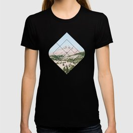 Happy Mountain #society6 #decor #buyart T-shirt
