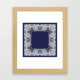 """Blue Frieze"" Beaux Arts Collection 