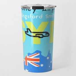 SYD airport Kingsford Smith Travel Mug