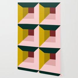 Abstract room Wallpaper