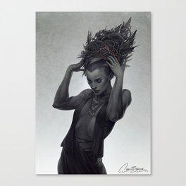 Tithe Canvas Print