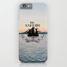 Lets Be Adventurers Slim Case iPhone 6s
