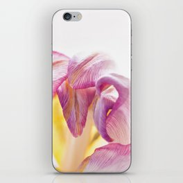 Forms of Tulip I iPhone Skin