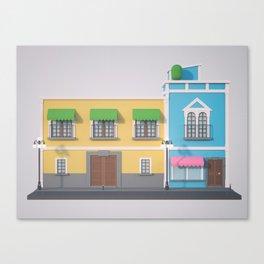 2O Canvas Print