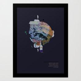 Day 127 Art Print