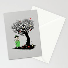 The Egg Collector Stationery Cards