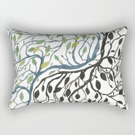 Yin, Yang Rectangular Pillow