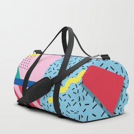 Memphis Party Duffle Bag