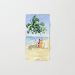 Tropical View Hand & Bath Towel