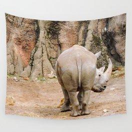 Rhino butt Wall Tapestry