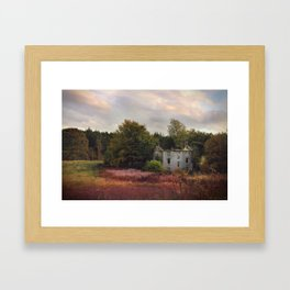 Caldwell Framed Art Print