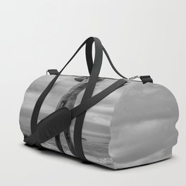 Cowboy Beach Duffle Bag
