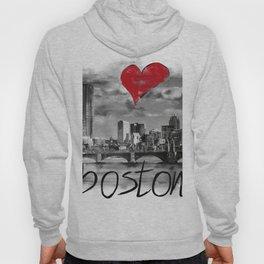 I love Boston Hoody