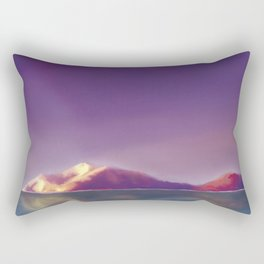 Atardecer Rectangular Pillow
