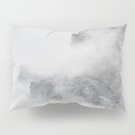 """""""The mountains are calling to me"""" Pillow Sham"""