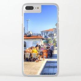 Uskudar beylerbeyi Istanbul Clear iPhone Case