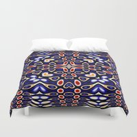 dance Duvet Covers featuring Dance by Dillie