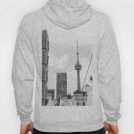 Monochrome Tower Hoody