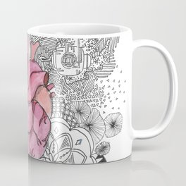 Heartbeat Coffee Mug