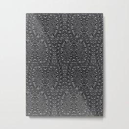 UTERO PATRON Metal Print