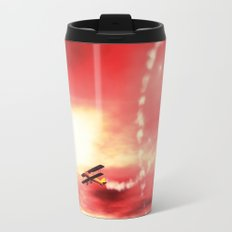 Demonstration of Love Travel Mug