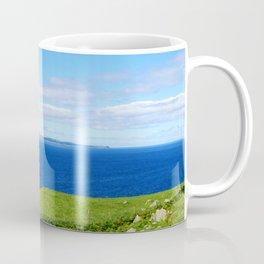 Antrim Coast. Ireland Coffee Mug