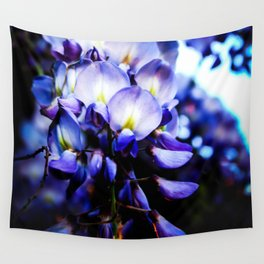 Flowers magic 2 Wall Tapestry