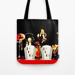 Cotton Club Crooners Tote Bag