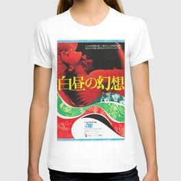 Vintage Japanese film poster - The Trip (1967) T-shirt