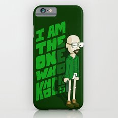 I am the One who Knocks Slim Case iPhone 6s